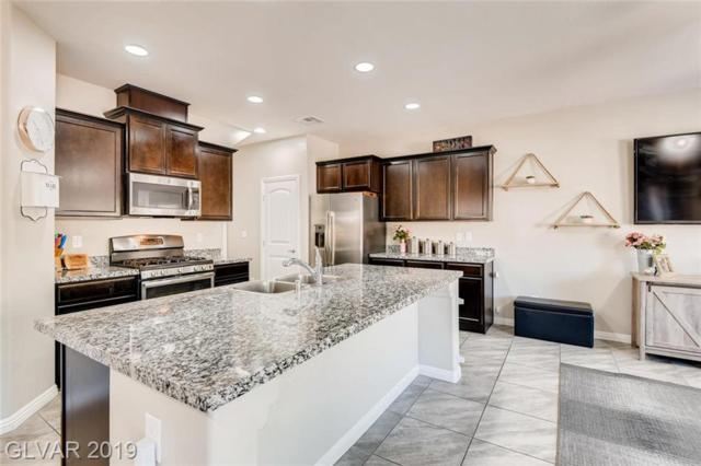 6867 Dragonfly Rock, Las Vegas, NV 89148 (MLS #2117553) :: The Snyder Group at Keller Williams Marketplace One