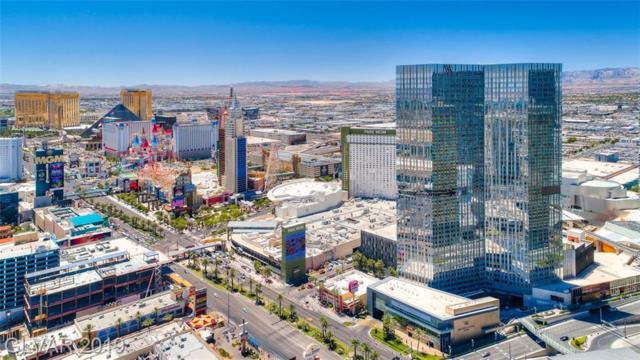 3750 Las Vegas #2804, Las Vegas, NV 89158 (MLS #2117850) :: Signature Real Estate Group