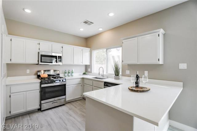 1238 Shades End, North Las Vegas, NV 89081 (MLS #2118139) :: The Snyder Group at Keller Williams Marketplace One