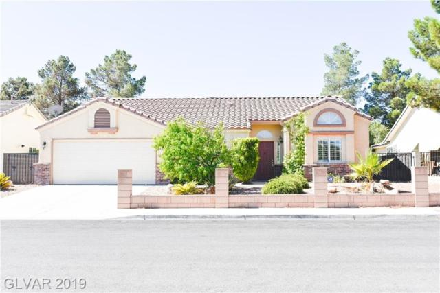 6301 Sierra Pines, Las Vegas, NV 89130 (MLS #2118141) :: Signature Real Estate Group