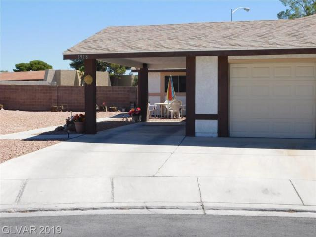 3918 Calle Mirador, Las Vegas, NV 89103 (MLS #2118420) :: The Snyder Group at Keller Williams Marketplace One