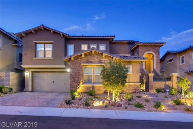 378 Capistrano Vistas, Las Vegas, NV 89138 (MLS #2118472) :: Trish Nash Team