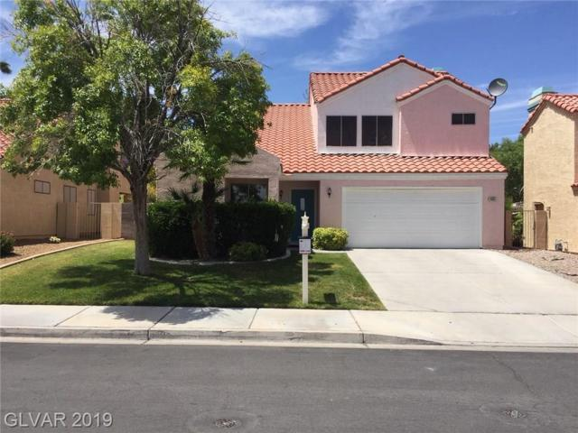 433 Mayan, Henderson, NV 89014 (MLS #2119943) :: The Snyder Group at Keller Williams Marketplace One