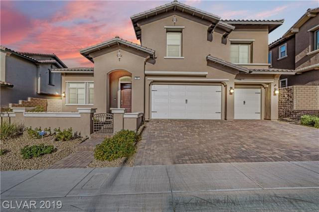 391 Pollino Peaks, Las Vegas, NV 89138 (MLS #2120680) :: Trish Nash Team