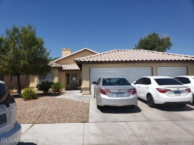 3917 Dabney, North Las Vegas, NV 89032 (MLS #2120960) :: Vestuto Realty Group