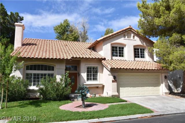 4917 Portraits, Las Vegas, NV 89149 (MLS #2121410) :: The Snyder Group at Keller Williams Marketplace One