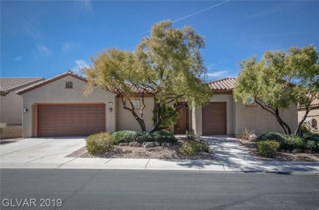 2077 Fountain City, Henderson, NV 89052 (MLS #2122349) :: The Snyder Group at Keller Williams Marketplace One