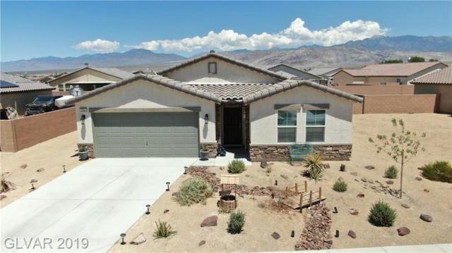 3868 E Garfield, Pahrump, NV 89061 (MLS #2122526) :: Signature Real Estate Group