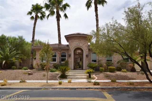 9273 Tournament Canyon, Las Vegas, NV 89144 (MLS #2123090) :: The Snyder Group at Keller Williams Marketplace One