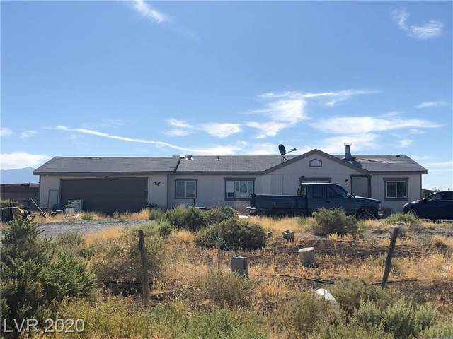 1621 S Windy, Pahrump, NV 89048 (MLS #2124239) :: The Mark Wiley Group | Keller Williams Realty SW