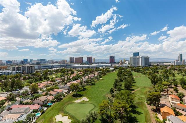 3111 Bel Air 19E, Las Vegas, NV 89109 (MLS #2124280) :: Signature Real Estate Group