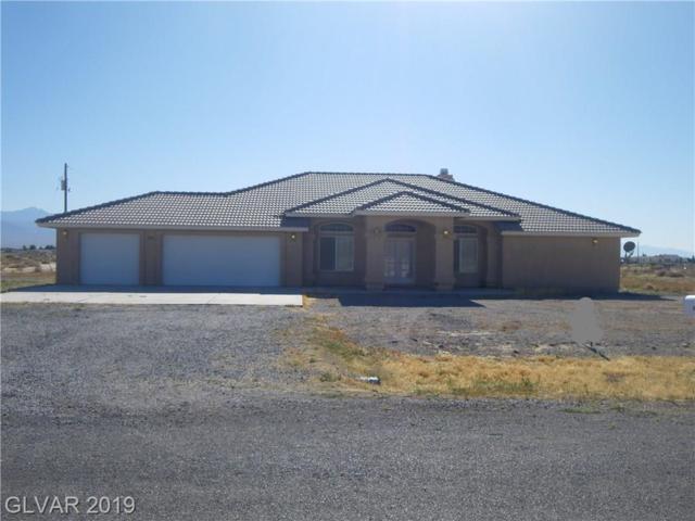 671 S Warren, Pahrump, NV 89048 (MLS #2124570) :: Vestuto Realty Group