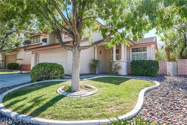 2064 Smoketree Village, Henderson, NV 89012 (MLS #2125280) :: Capstone Real Estate Network