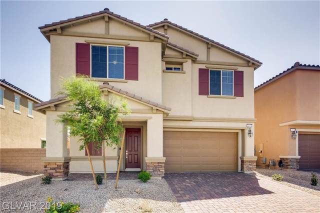 4093 Trillium Bay, North Las Vegas, NV 89032 (MLS #2127808) :: The Snyder Group at Keller Williams Marketplace One
