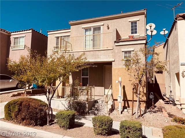 9140 Alluring, North Las Vegas, NV 89149 (MLS #2128409) :: The Snyder Group at Keller Williams Marketplace One