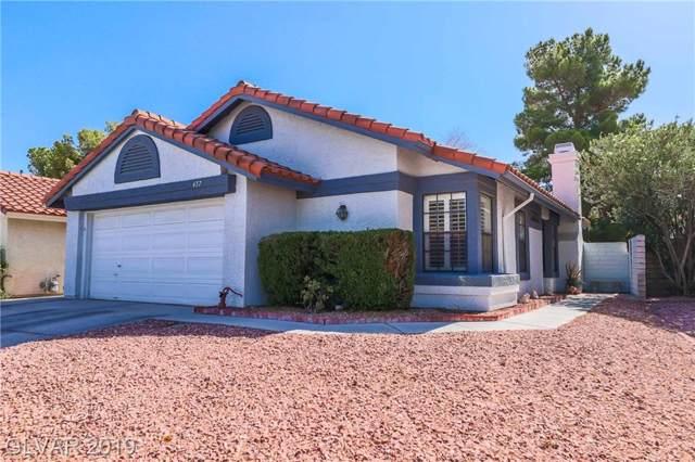 657 Whispering Palms, Las Vegas, NV 89123 (MLS #2128485) :: Vestuto Realty Group