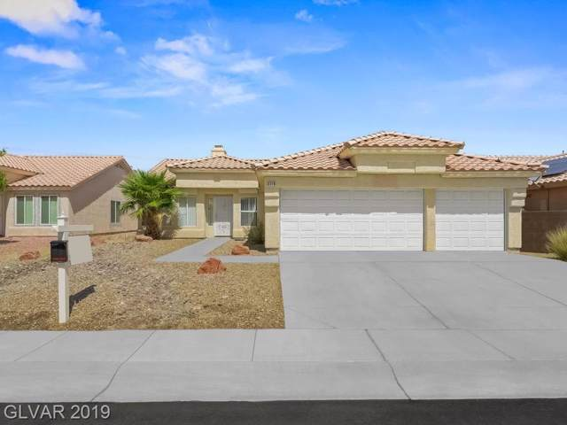 3318 Guardsman, North Las Vegas, NV 89032 (MLS #2130342) :: Vestuto Realty Group