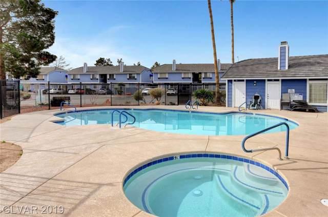 5345 Silvermist #203, Las Vegas, NV 89122 (MLS #2131106) :: Hebert Group | Realty One Group