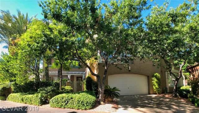 1550 San Juan Hills #104, Las Vegas, NV 89134 (MLS #2131436) :: Trish Nash Team