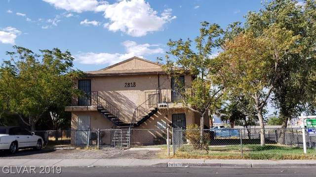 2818 Haddock, North Las Vegas, NV 89030 (MLS #2131673) :: The Snyder Group at Keller Williams Marketplace One