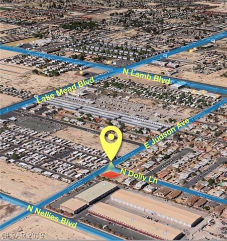 2220 Dolly Lane, Las Vegas, NV 89115 (MLS #2133158) :: The Lindstrom Group