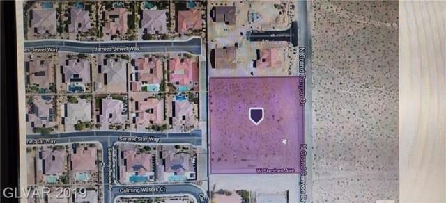 Grand Canyon, Las Vegas, NV 89149 (MLS #2133209) :: The Perna Group