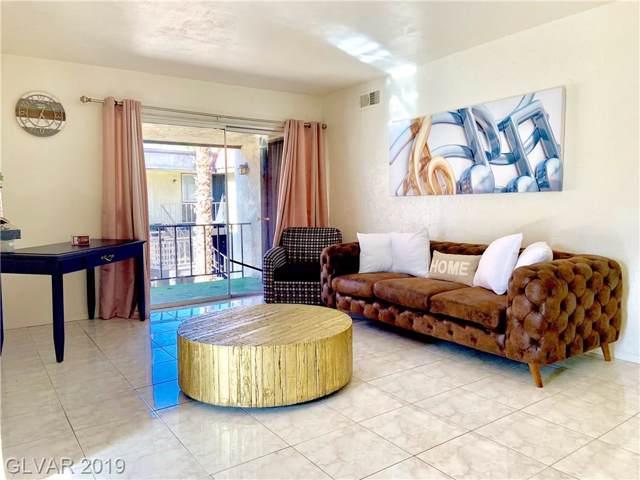 1405 Vegas Valley #280, Las Vegas, NV 89169 (MLS #2133655) :: Hebert Group | Realty One Group