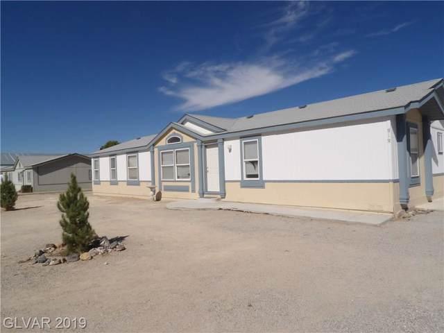 818 Skyhawk, Sandy Valley, NV 89019 (MLS #2134153) :: ERA Brokers Consolidated / Sherman Group
