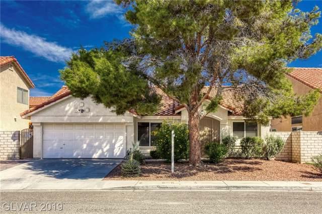 1576 Bent Arrow, North Las Vegas, NV 89031 (MLS #2134701) :: Signature Real Estate Group