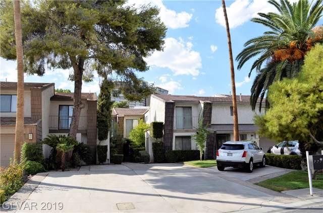 3219 Pinehurst, Las Vegas, NV 89109 (MLS #2134841) :: Signature Real Estate Group