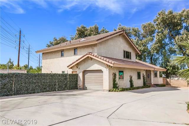 4665 Sandhill, Las Vegas, NV 89121 (MLS #2135285) :: Signature Real Estate Group