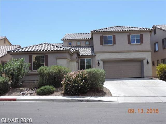 4029 Grant Hill Avenue, North Las Vegas, NV 89081 (MLS #2135474) :: Signature Real Estate Group