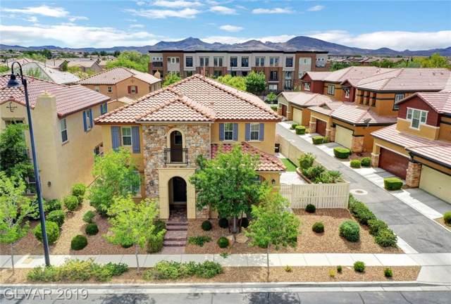 3161 Monet Sunrise, Henderson, NV 89044 (MLS #2135575) :: Capstone Real Estate Network