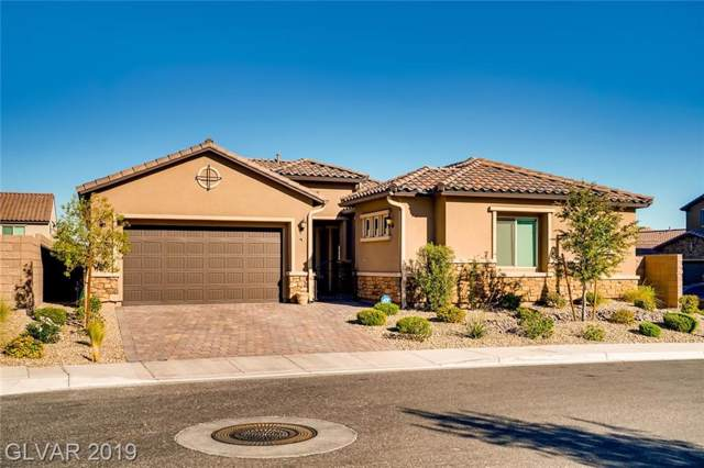 12668 New Providence, Las Vegas, NV 89141 (MLS #2135629) :: The Snyder Group at Keller Williams Marketplace One