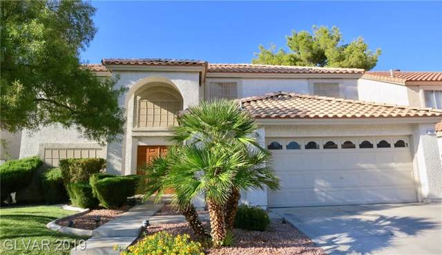 705 Rocky Trail, Henderson, NV 89014 (MLS #2135663) :: Capstone Real Estate Network