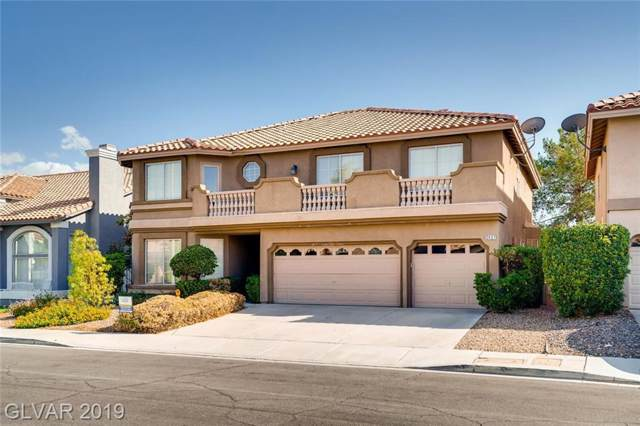 2437 Antler Point, Henderson, NV 89074 (MLS #2135923) :: The Snyder Group at Keller Williams Marketplace One