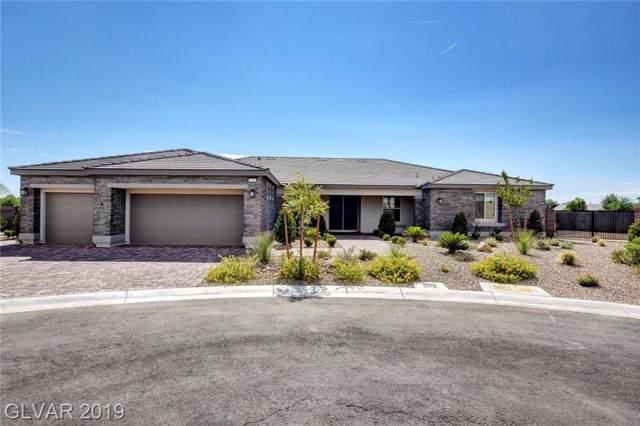4420 Bonita Vista, Las Vegas, NV 89129 (MLS #2135932) :: Capstone Real Estate Network