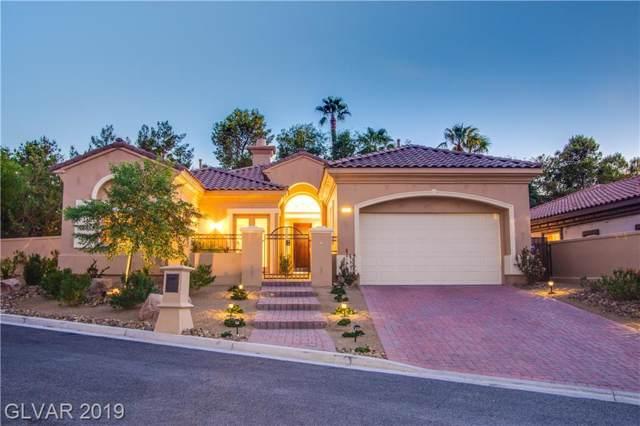 20 Avenida Fiori, Las Vegas, NV 89011 (MLS #2136171) :: Signature Real Estate Group