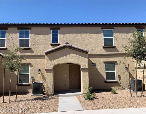 4636 Dover Straight Lot 475, Las Vegas, NV 89115 (MLS #2137057) :: The Snyder Group at Keller Williams Marketplace One