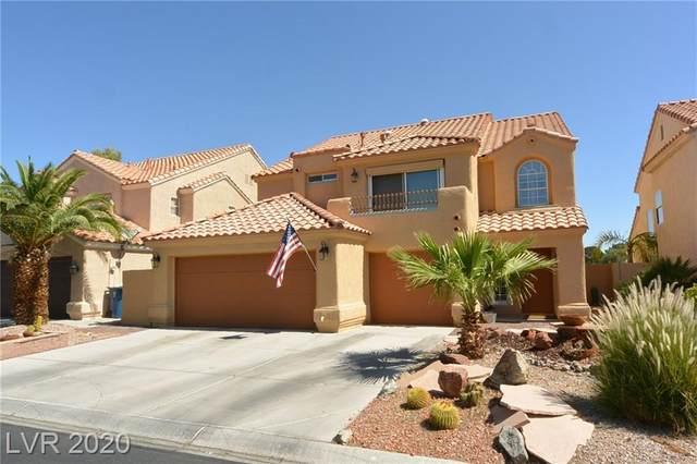 5444 Royal Vista Lane, Las Vegas, NV 89149 (MLS #2137286) :: Jeffrey Sabel