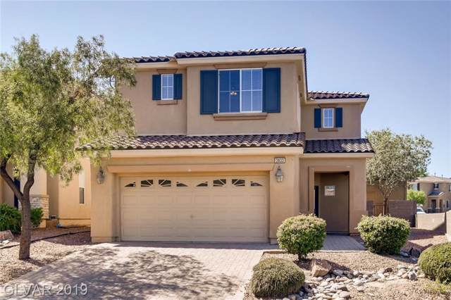2833 Kinknockie, Henderson, NV 89044 (MLS #2137287) :: The Snyder Group at Keller Williams Marketplace One