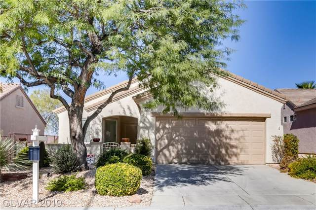 2309 Fossil Canyon, Henderson, NV 89052 (MLS #2137340) :: Vestuto Realty Group