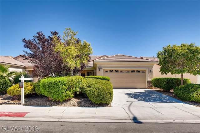 7356 Shelduck, North Las Vegas, NV 89084 (MLS #2137697) :: Hebert Group | Realty One Group