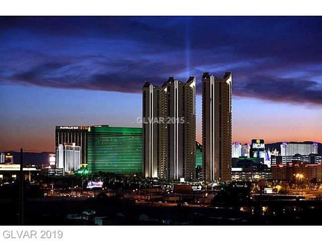 1 Hughes Center #1003, Las Vegas, NV 89169 (MLS #2138083) :: Hebert Group | Realty One Group