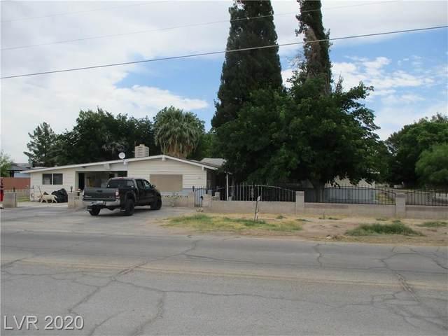 440 Cooper Street, Overton, NV 89040 (MLS #2138089) :: ERA Brokers Consolidated / Sherman Group