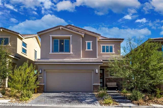 10940 Terra Azul, Las Vegas, NV 89138 (MLS #2138754) :: The Snyder Group at Keller Williams Marketplace One