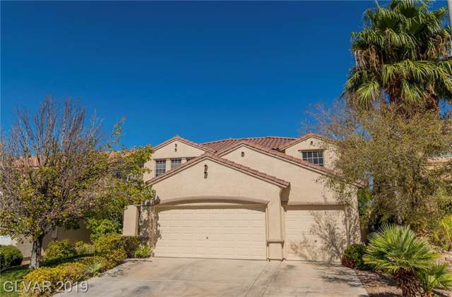 2992 Paseo Hills, Henderson, NV 89052 (MLS #2140232) :: The Snyder Group at Keller Williams Marketplace One