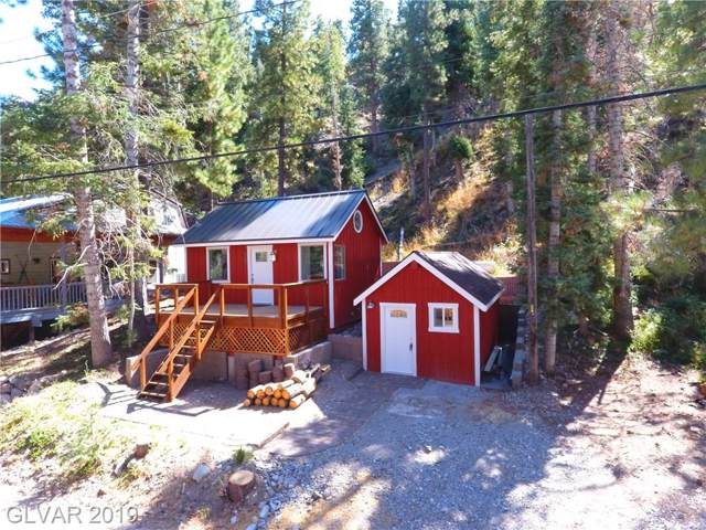 4591 Aspen, Mount Charleston, NV 89124 (MLS #2140338) :: Signature Real Estate Group