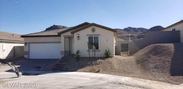 289 Winston, Indian Springs, NV 89018 (MLS #2140371) :: ERA Brokers Consolidated / Sherman Group