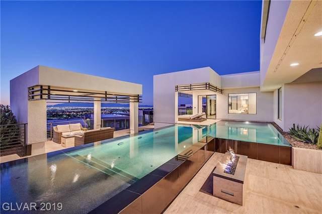 888 Vegas View Drive, Henderson, NV 89052 (MLS #2140555) :: Helen Riley Group | Simply Vegas